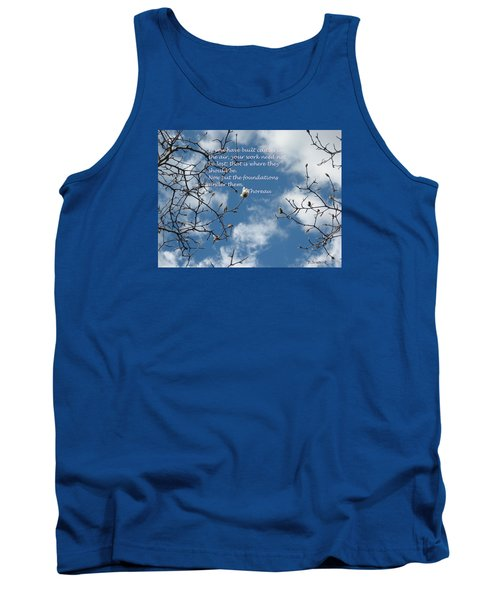 Castles In The Air Tank Top