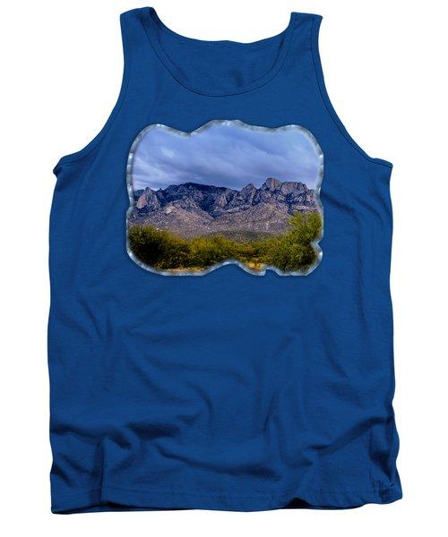Catalina Mountains P1 Tank Top