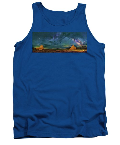 Cathedrals Tank Top