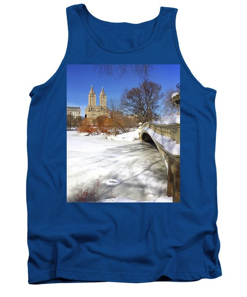 Central Park Winter Tank Top