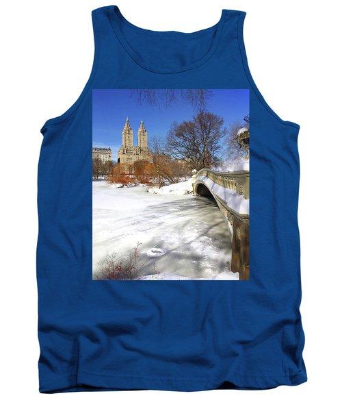 Central Park Winter Tank Top