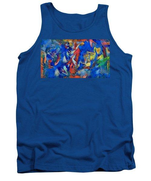 Chagall's Dream Tank Top