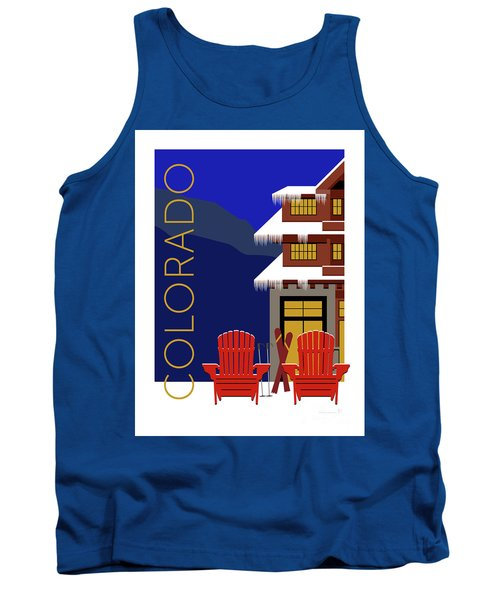 Colorado Chairs Tank Top