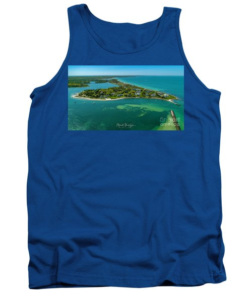 Chapoquoit Island Tank Top