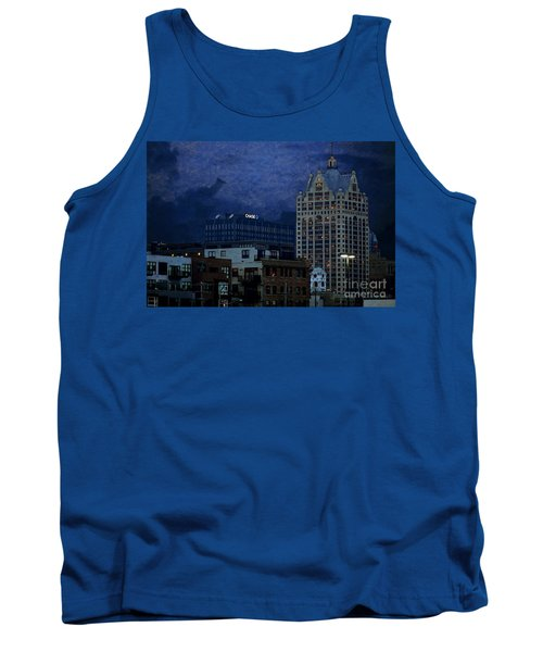 Chase Tank Top by David Blank