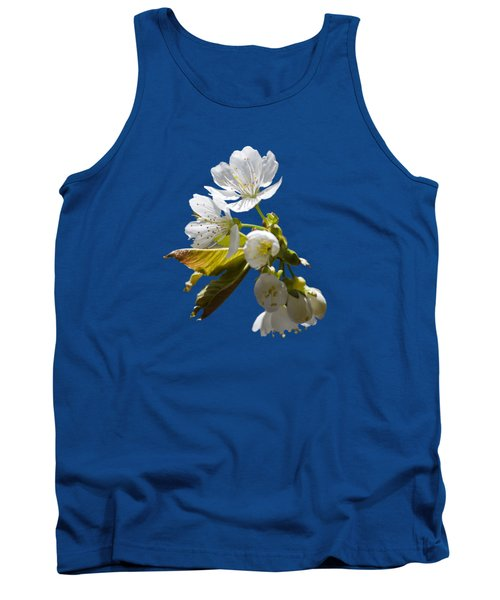 Cherry Blossoms Tank Top