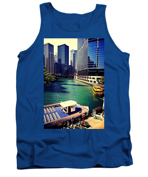 City Of Chicago - River Tour Tank Top