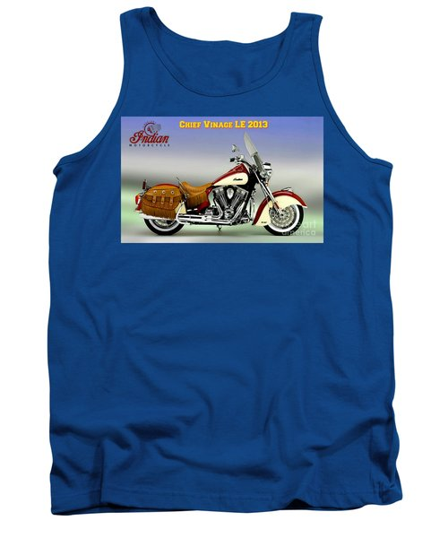 Chief Vintage Le 2013 Tank Top