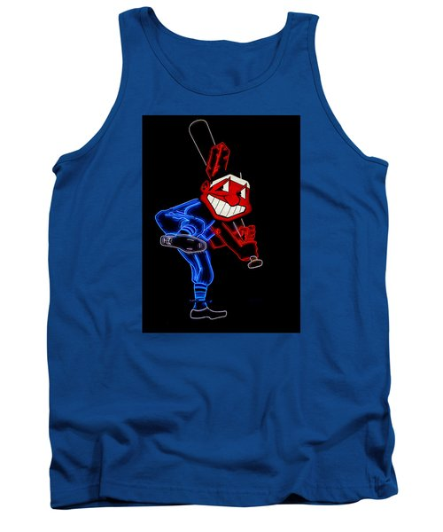 Chief Wahoo Tank Top