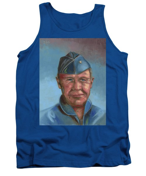 Chuck Yeager Tank Top