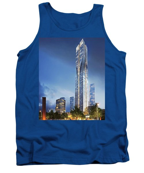 City Heights Tank Top