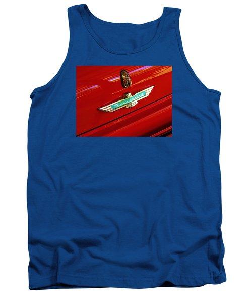 Classic Ford Thunderbird Emblem Tank Top