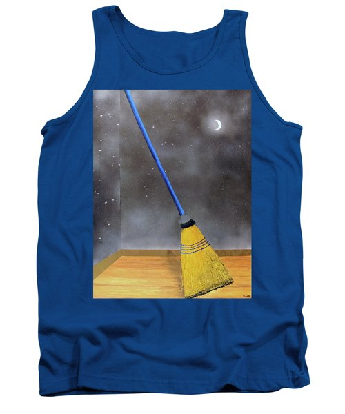 Cleaning Out The Universe Tank Top