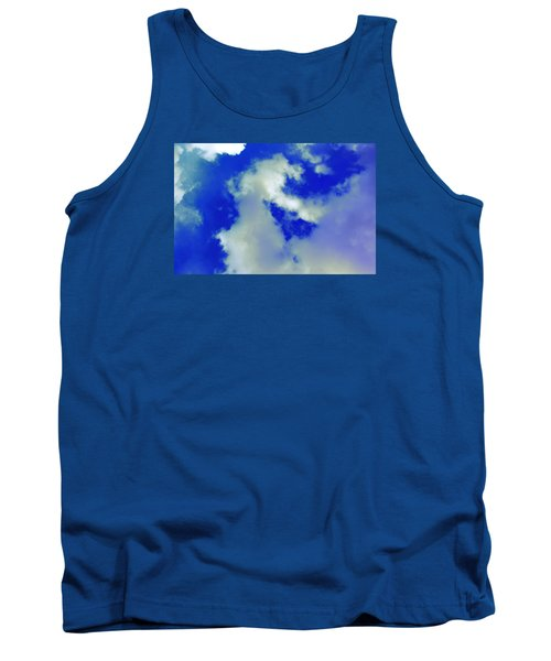 Cloud 1 Tank Top