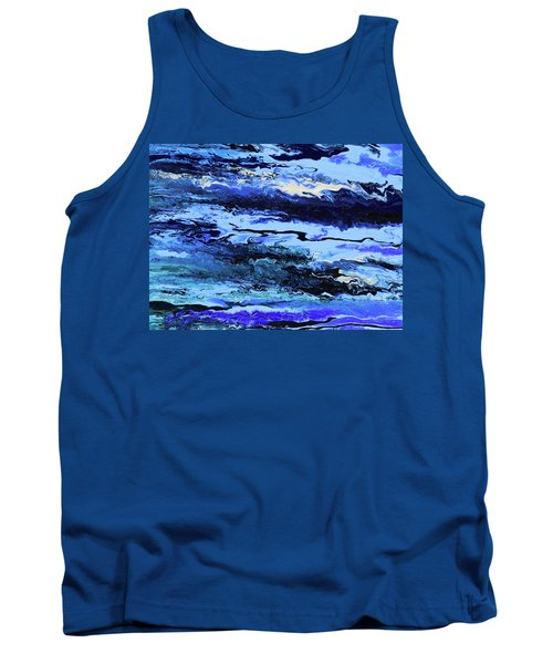 Coastal Breeze Tank Top by Ralph White