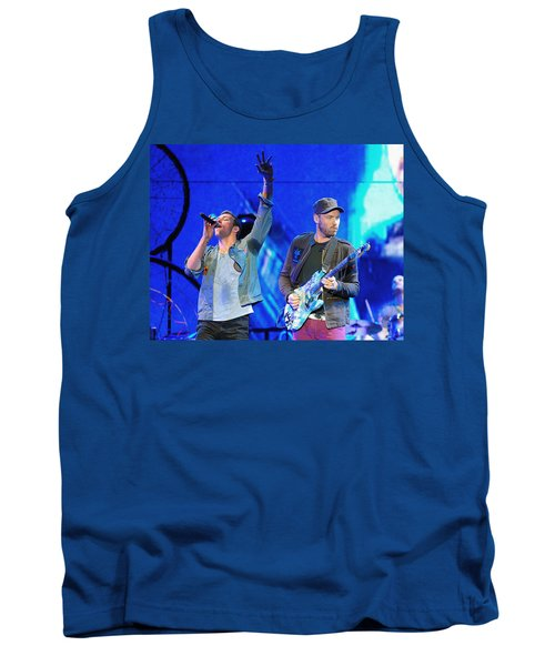 Coldplay6 Tank Top
