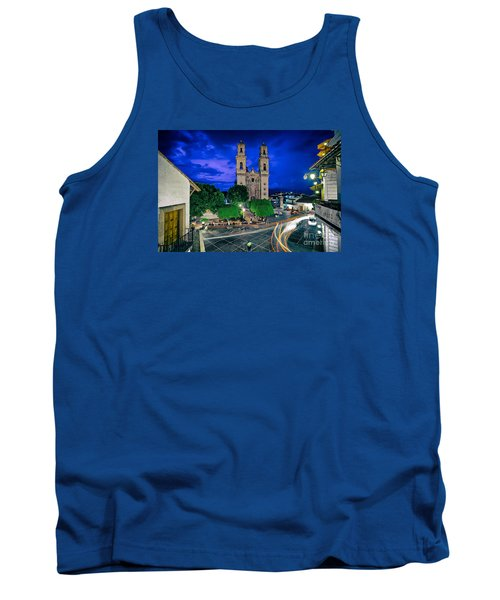 Colonial Town Of Taxco, Mexico Tank Top