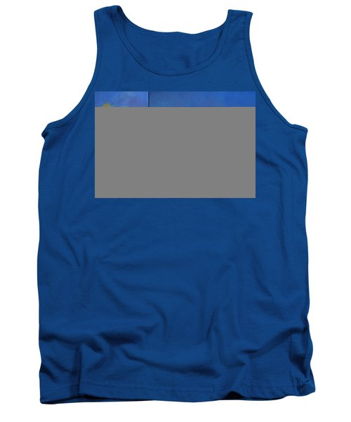 Color Abstractioin Lx Tank Top