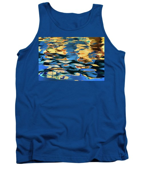 Tank Top featuring the photograph Color Abstraction Lxix by David Gordon