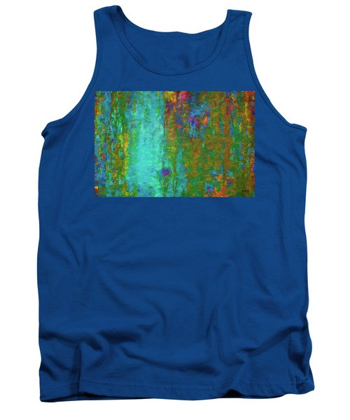 Color Abstraction Lxvii Tank Top