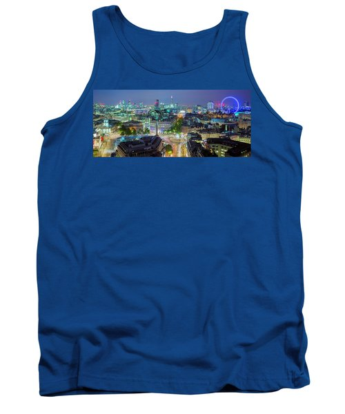 Colourful London Tank Top