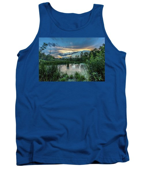 Columbia Marsh Sunset Tank Top
