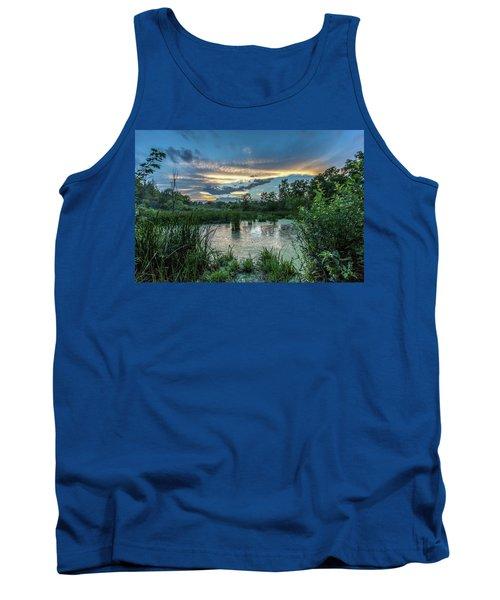 Columbia Marsh Sunset Tank Top