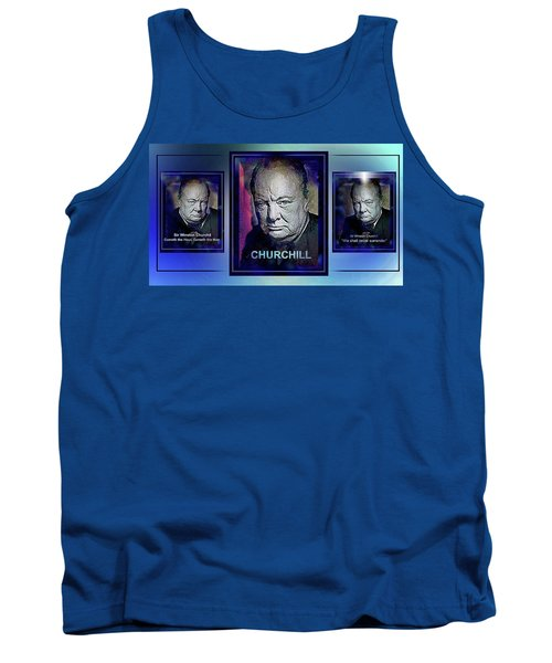 Cometh The Hour . . .  Tank Top