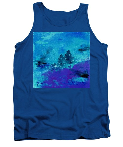 Consider The Heavens  Tank Top