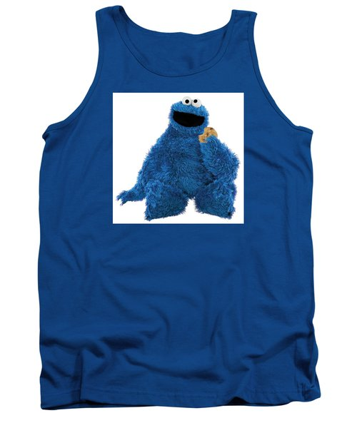 Cookie Monster Tank Top
