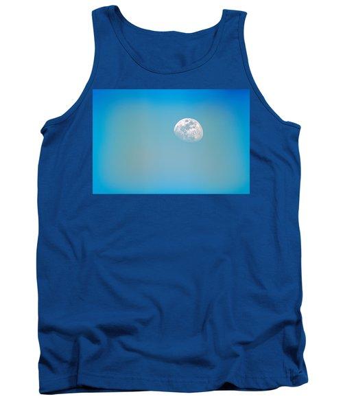 Cool Blue Tank Top