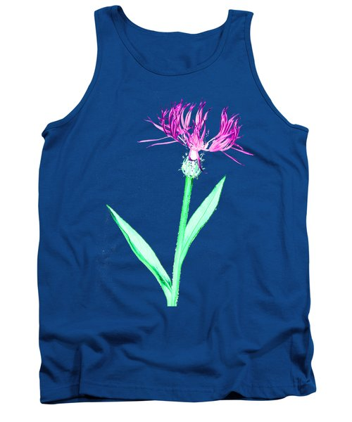 Cornflower3 T-shirt Tank Top