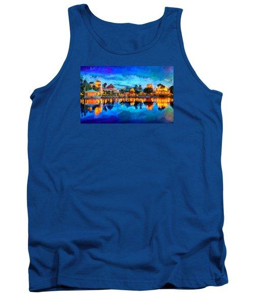 Coronado Springs Resort Tank Top
