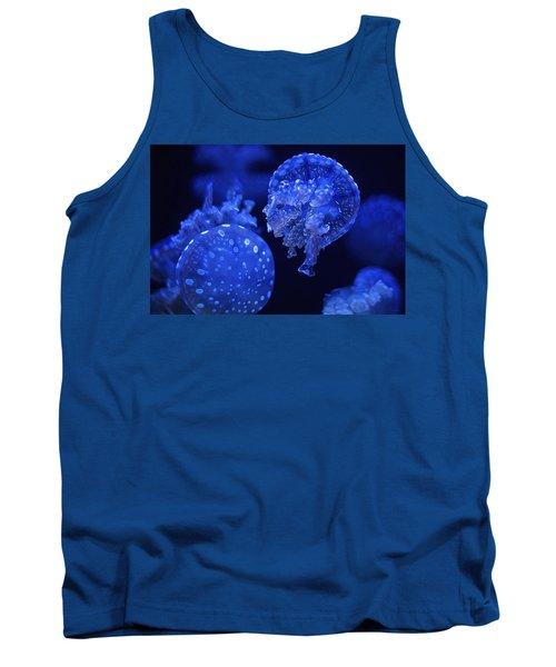 Cosmic Jellyfish 3 Tank Top