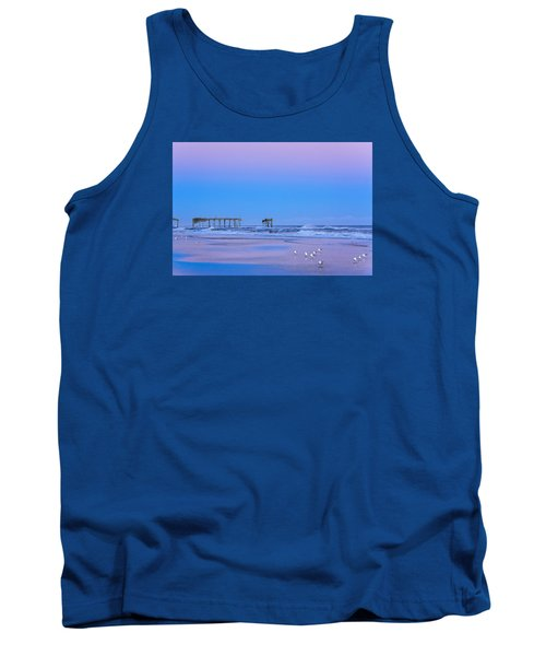 Cotton Candy Sunset Tank Top