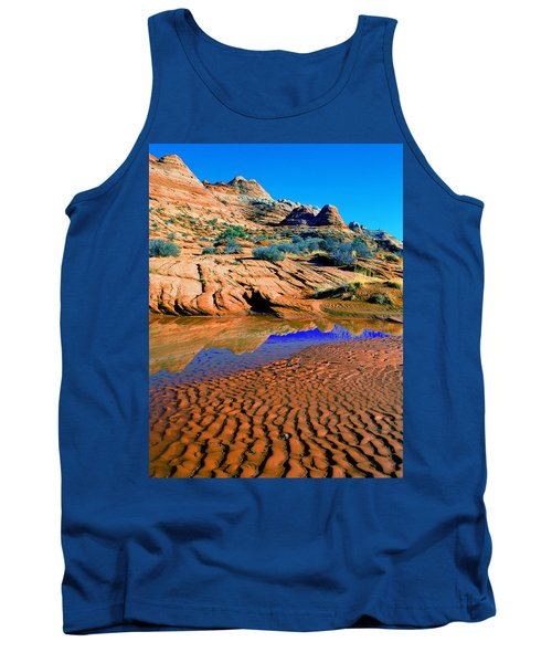 Coyote Buttes Reflection Tank Top