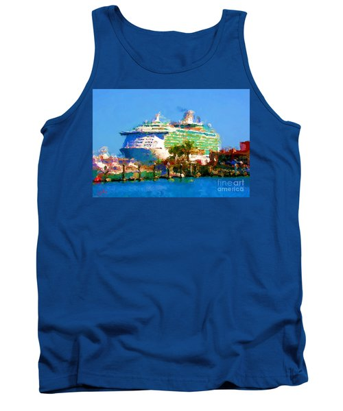 Crucero Cabo Tank Top by Gerhardt Isringhaus