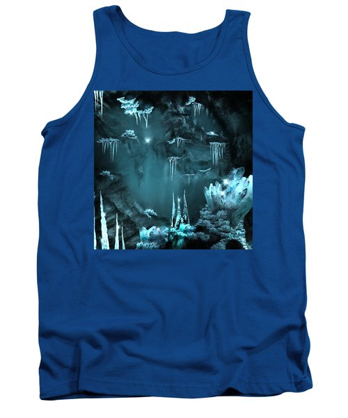 Crystal Cave Mystery Tank Top