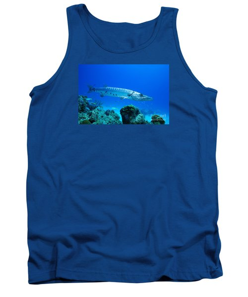 Tank Top featuring the photograph Shimmer  by Aaron Whittemore