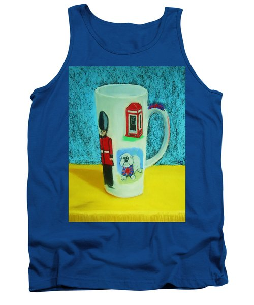 Cup Of London Java Tank Top