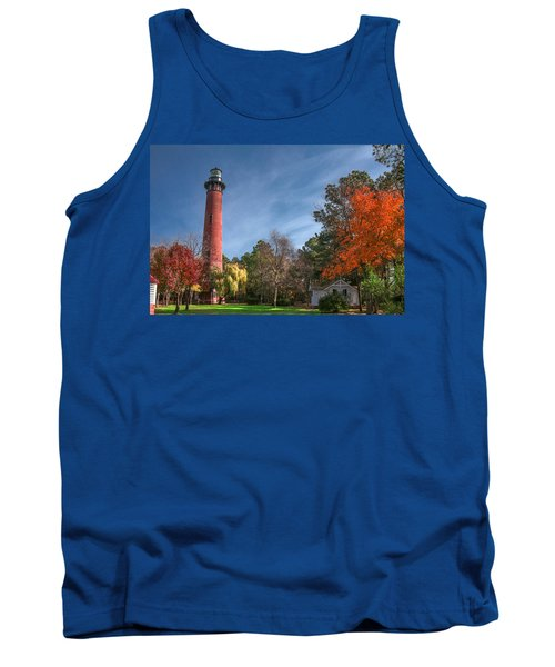 Currituck Lighthouse  Tank Top