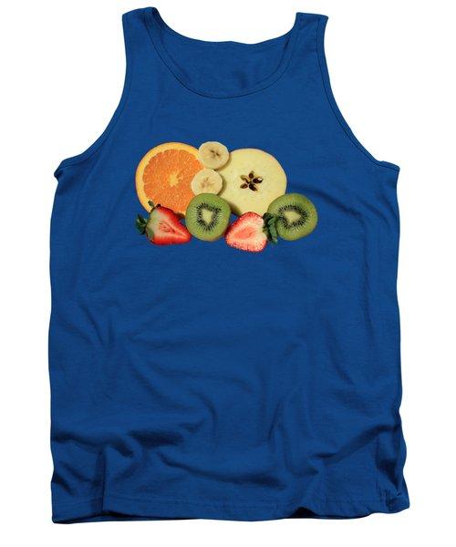 Cut Fruit Tank Top