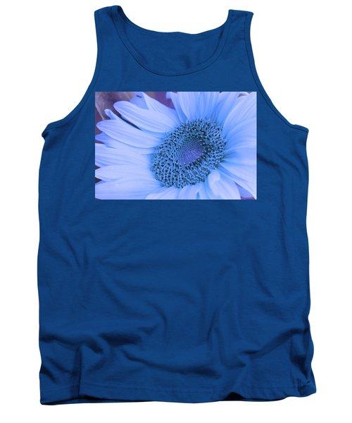 Daisy Blue Tank Top