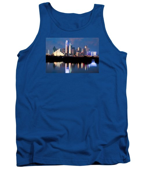 Dallas Skyline May 2015 Tank Top