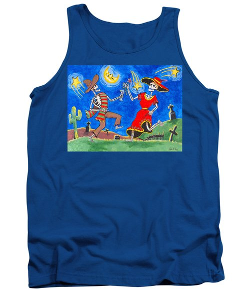 Dance Of The Dead Tank Top