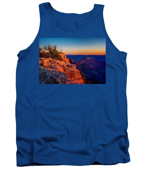 Dancer On The Ledge Tank Top
