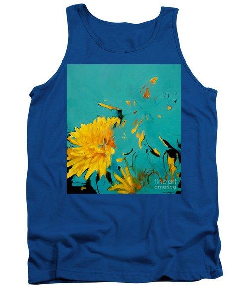 Dandelion Summer Tank Top