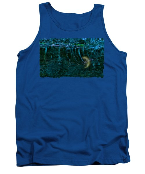 Dark Waters 2 Tank Top by John M Bailey