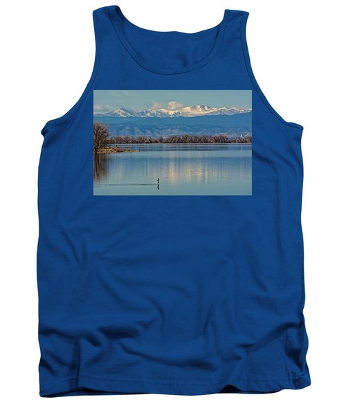 Day On The Lake Tank Top