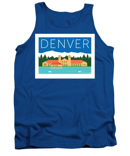 Denver City Park Tank Top